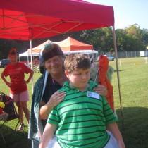 Thomas, 10, West Grove, PA