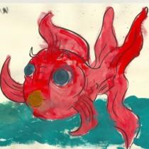Fabian, 7, Brooklyn, NY: Under The Sea