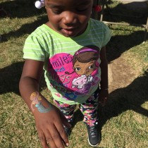 Kids love JNP Mer-Twins! Baltimore, MD