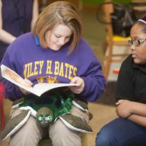 Bates Middle School: Reading J