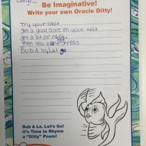 Shamierah, 13, Annapolis, MD, Positive Creative Writing