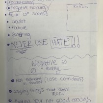 Marisa, 13, Annapolis, MD, Positive Creative Writing
