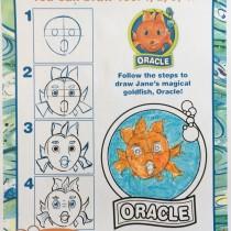 Ricky, 11, Jonesboro, AR, Drawing Oracle