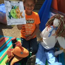 Calvin, 7, Annapolis, MD, Coloring Oracle