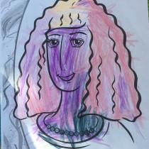 Billy, 5, Trenton, NJ, Coloring Jane