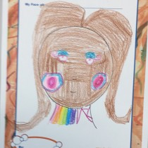 Ally, 9, Rockville, MD, Inner Awesome Portrait