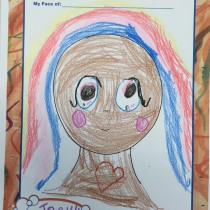 Joeline, 11, Orange County, CA, Inner Awesome Portrait