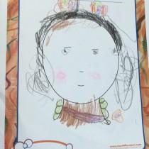 Layton, 7, LBI, NY, Inner Awesome Portrait