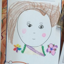 Kara, 9, Albury, AU, Inner Awesome Portrait