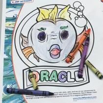 Tyler, 8, Medford, NJ, Coloring Oracle