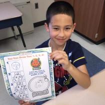 David (12) Draws Oracle!